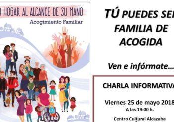 Cruz Roja organiza en Mérida una charla informativa sobre acogimiento familiar