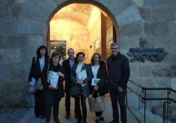 Reunión de coordinación entre las Consejerías de Educación y Empleo y la Consejería de Sanidad y Políticas Sociales
